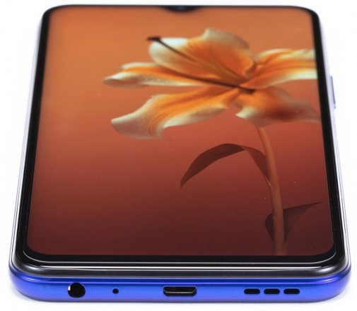 Смартфон Vivo Y20 4/64GB Nebula Blue (6935117826837)