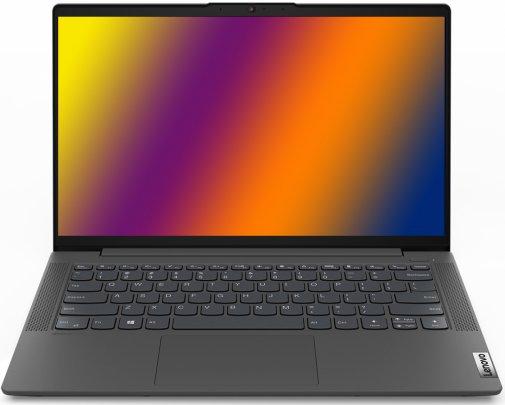 Ноутбук Lenovo IdeaPad 5i 14IIL05 81YH00PDRA Graphite Grey