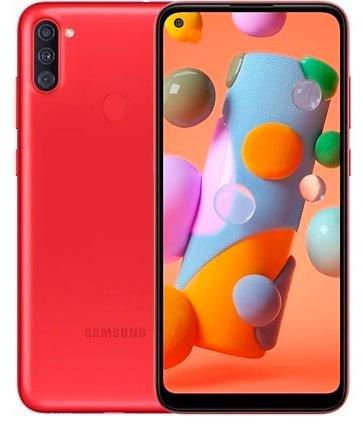 Смартфон Samsung Galaxy A11 A115 2/32GB SM-A115FZRNSEK Red