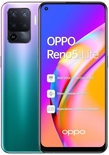 Смартфон OPPO Reno5 Lite 8/128GB Violet