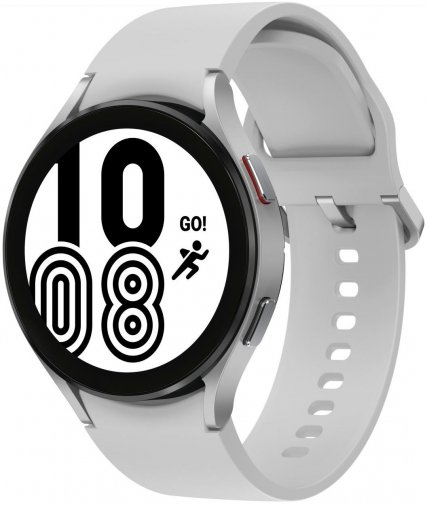 Смарт годинник Samsung Galaxy Watch 4 R870 44mm Silver (SM-R870NZSASEK)