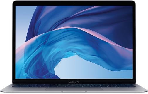 Ноутбук Apple A1932 MacBook Air 2018 Space Gray (MRE82)