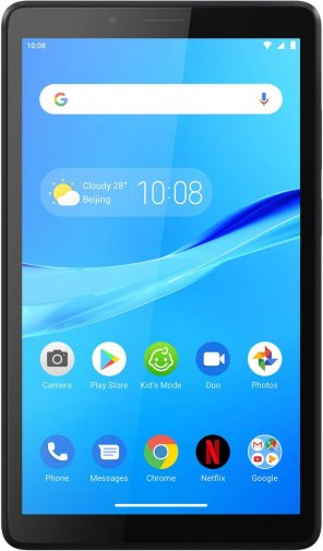 Планшет Lenovo Tab M7 2/32GB LTE Iron Grey with Case and Film (ZA570168UA)