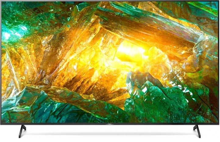 Телевізор LED LG KD65XH8096BR2 (Android TV, Wi-Fi, 3840x2160)