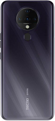 Смартфон TECNO Spark 6 KE7 4/64GB Comet Black (4895180762031)