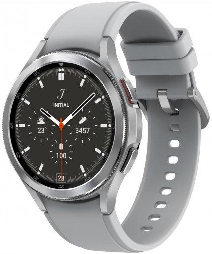 Смарт годинник Samsung Galaxy Watch 4 Classic R890 46mm Silver (SM-R890NZSASEK)