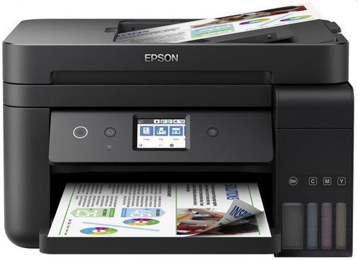 Багатофункціональний пристрій Epson L6190 with Wi-Fi