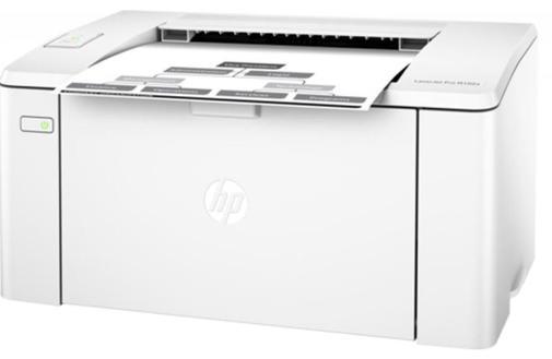 Лазерний чорно-білий принтер HP LaserJet Pro M102A