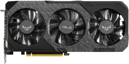 Відеокарта ASUS GTX 1660 Tuf Gaming X3 Advanced Edition (TUF3-GTX1660-A6G-GAMING)