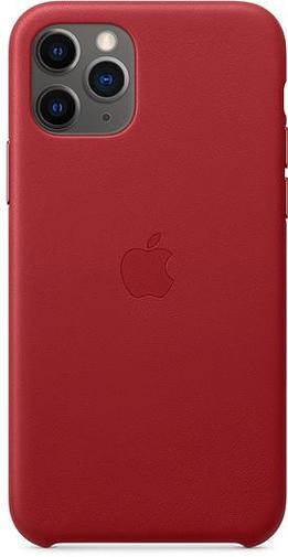 Чохол-накладка Apple для iPhone 11 Pro - Leather Case Product Red