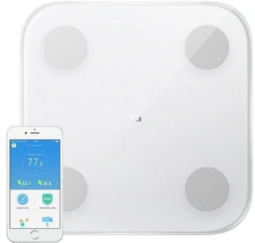 Смарт ваги Xiaomi Mi Body Composition Scale 2 (XMTZC05HM)