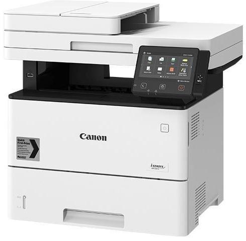 Лазерний чорно-білий БФП Canon i-SENSYS MF543x A4 з Wi-Fi