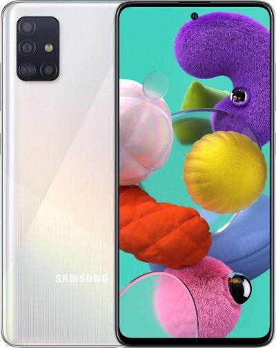 Смартфон Samsung Galaxy A51 A515 4/64GB SM-A515FZWUSEK White
