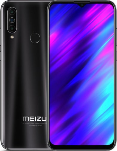 Смартфон Meizu M10 3/32GB Black