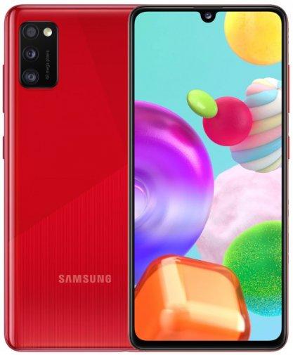 Смартфон Samsung Galaxy A41 A415 4/64GB SM-A415FZRDSEK Red
