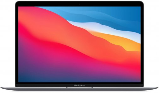 Ноутбук Apple MacBook Air M1 Chip Space Grey (MGN63)
