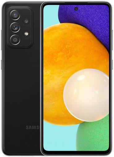 Смартфон Samsung Galaxy A52 4/128GB Awesome Black