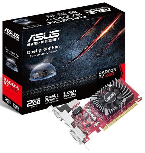 Відеокарта ASUS R7 240 (R7240-2GD5-L)