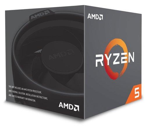 Процесор AMD Ryzen 5 2600 (YD2600BBAFBOX) Box
