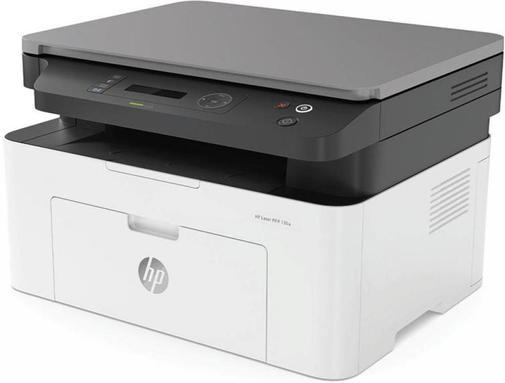 Лазерний чорно-білий БФП HP Laser 135w А4 з Wi-Fi
