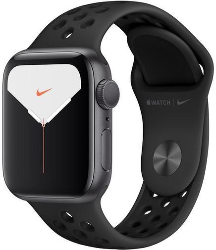Смарт годинник Apple Watch Nike+ Series 5 GPS, 40mm