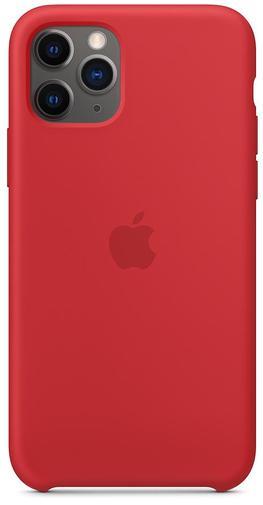 Чохол-накладка Apple для iPhone 11 Pro - Silicone Case Product Red