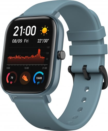 Смарт годинник Xiaomi Amazfit GTS Steel Blue