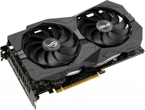 Відеокарта ASUS GTX 1660 Super Rog Strix Advanced Edition (STRIX-GTX1650S-A4G-GAMING)