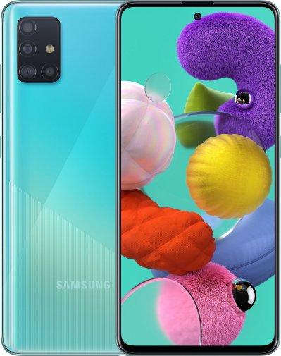 Смартфон Samsung Galaxy A51 A515 4/64GB SM-A515FZBUSEK Blue
