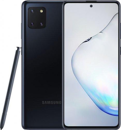 Смартфон Samsung Galaxy Note 10 Lite SM-N770 6/128GB SM-N770FZKDSEK Black