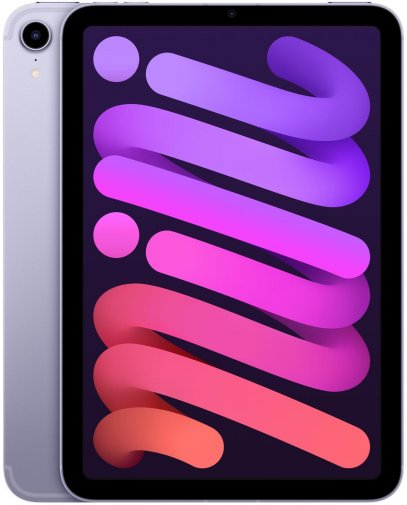 Планшет Apple iPad Mini A2568 2021 Wi-Fi Cellular 64GB Purple (MK8E3)