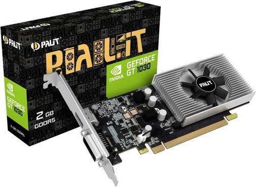 Відеокарта Palit GT 1030 (NE5103000646-1080F)