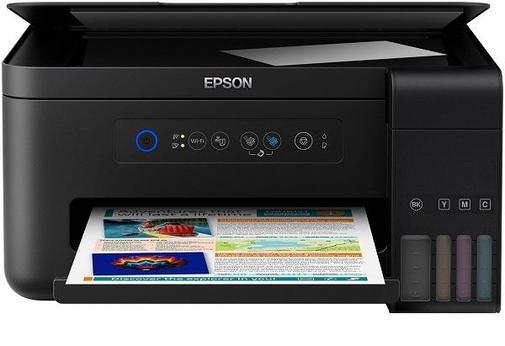 Багатофункціональний пристрій Epson L4150 with Wi-Fi C11CG25403