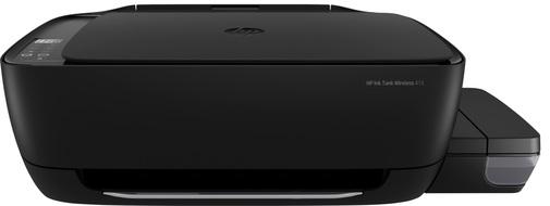 Багатофункціональний пристрій Hewlett-Packard Ink Tank Wireless 415 with Wi-Fi (Z4B53A)