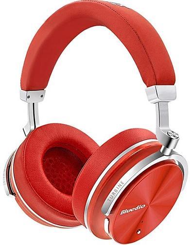 Гарнітура Bluedio T4S Red