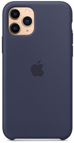 Чохол-накладка Apple для iPhone 11 Pro - Silicone Case Midnight Blue