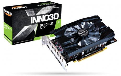 Відеокарта Inno3D GTX 1660 Super Compact (N166S1-06D6-1712VA29)