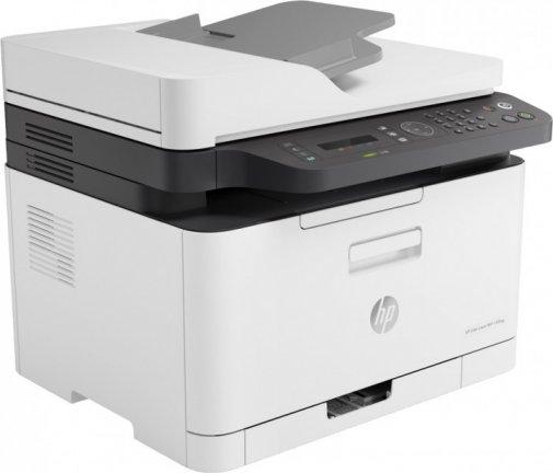 Лазерний кольоровий БФП HP Color LJ 179fnw А4 з Wi-Fi