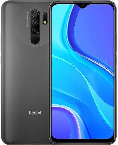 Смартфон Xiaomi Redmi 9 4/64GB Carbon Gray
