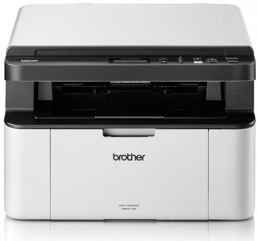 Лазерний чорно-білий БФП Brother DCP-1623R A4 з Wi-Fi