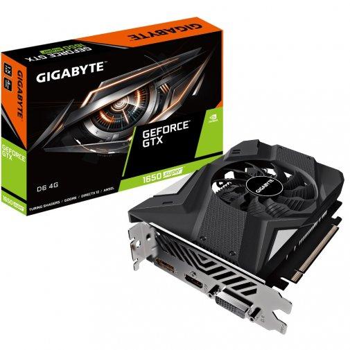 Відеокарта Gigabyte GTX 1650 Super D6 4G (GV-N165SD6-4GD)