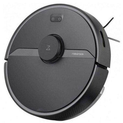 Робот пилосос Xiaomi RoboRock Vacuum Cleaner S6 Pure S602-00 Black