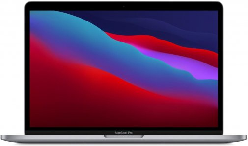 Ноутбук Apple MacBook Pro M1 Chip Space Gray (MYD82)