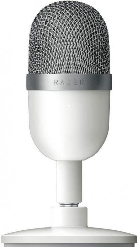 Мікрофон Razer Seiren mini Mercury (RZ19-03450300-R3M1)