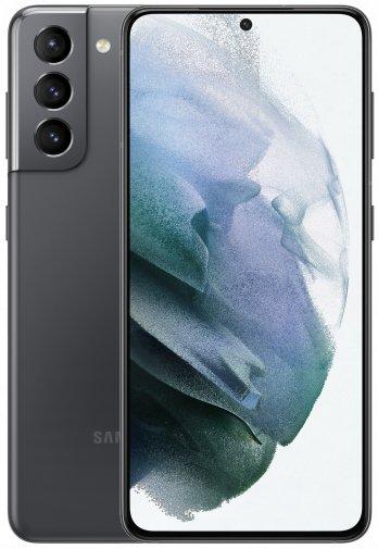 Смартфон Samsung Galaxy S21 8/128GB Phantom Gray