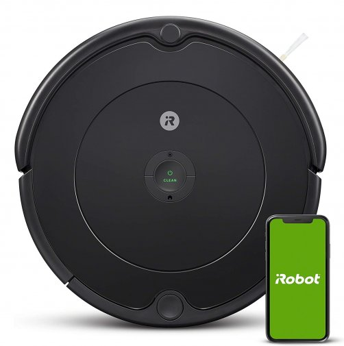 Робот-пилосос iRobot Roomba 692 (R69204)