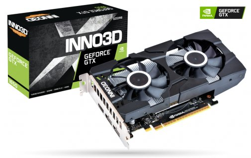 Відеокарта Inno3D GTX 1650 Twin X2 OC (N16502-04D6X-1177VA25)