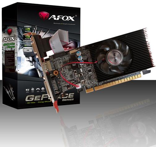 Відеокарта AFOX G210 (AF210-1024D3L5)