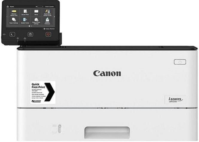 Лазерний чорно-білий принтер Canon LBP228X A4 з Wi-Fi