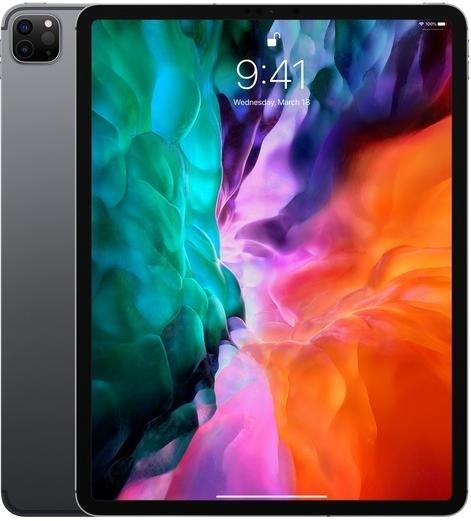 Планшет Apple iPad Pro 12.9 2020 Wi-Fi 128GB Space Gray